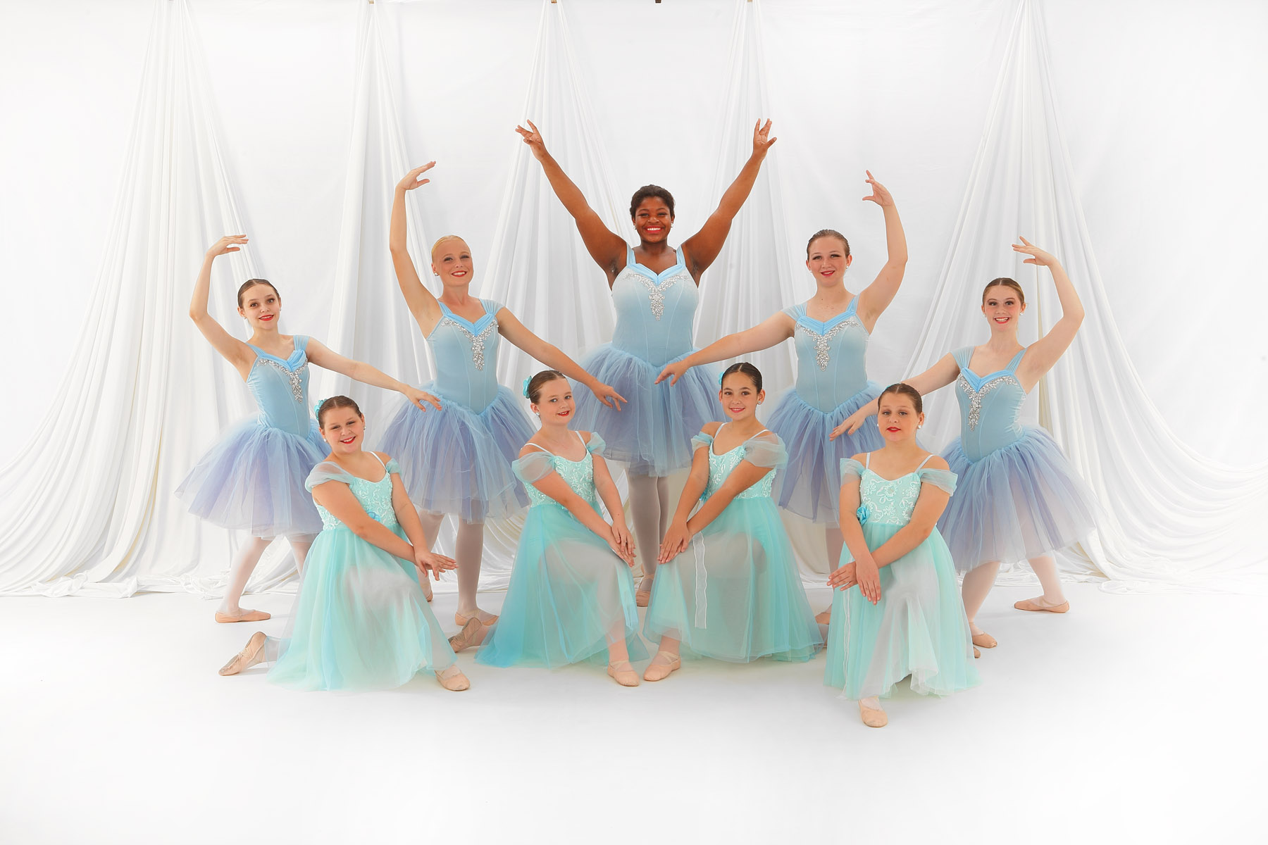 Level 3 & 4 Ballet 2021